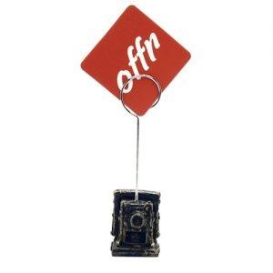 گیره عکس نوستالژی مدل دوربین عکاسی قدیمی